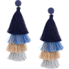 Deepa Gurnani Tassel earrings - 耳环 -