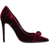 Deimille bow detail pumps - Scarpe classiche -