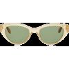 Del Rey Cat-Eye Acetate Sunglasses - Sunglasses -