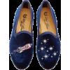 Del Toro space flats - scarpe di baletto -