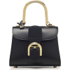 Delvaux Brillant Mini Coliseum Calf Leat - Carteras -