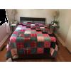 Denim Patchwork Quilt Homemade Queen - Resto - $341.04  ~ 292.91€