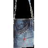 Denim Bag - ハンドバッグ -