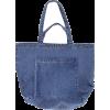 Denim Bag - Hand bag -