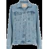 Denim Jacket - LES LIS BLANC - Jeans -