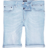 Denim Shorts - 短裤 -