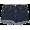 Denim Shorts - Calções -