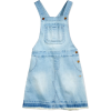 Denim jumper dress - Dresses -