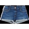 Denim shorts - pantaloncini -