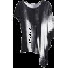 Black & White Shirt - Hemden - kurz -
