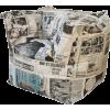 Newspaper Chair - Arredamento -