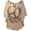 Peace shirt - T-shirts -
