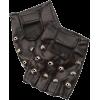 Studded Gloves - Gloves -