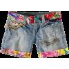 Desigual Shorts - pantaloncini -