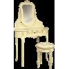 Desk & chair - Furniture -