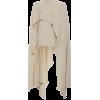 Deveaux Asymmetric Cape-Effect Cashmere - Jacket - coats -