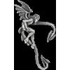 Devil's Den - Alchemy Gothic Earwrap - Ohrringe - $26.26  ~ 22.55€