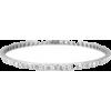 Diamond Bangle Bracelet - ブレスレット -