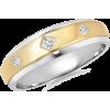 Diamond Men's Wedding Band - Pierścionki - $1,099.00  ~ 943.91€