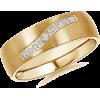 Diamond Men's Wedding Band - Rings - $1,219.00