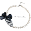 Diamond Necklace  - Necklaces - $2.22