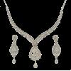Diamond Earrings Jewelry Set - Earrings -