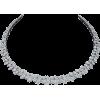 Diamond Necklace - Necklaces -