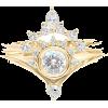 Diamond Unique Engagement Rings Set, Val - Anillos -
