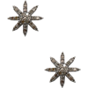 Diamond star earrings - Brincos -