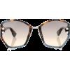 Dior sunglasses - サングラス -