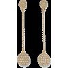Disco Ball Earrings - イヤリング -