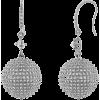 Disco Ball Earrings - Earrings -