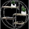 Display Rack Metal - Furniture -