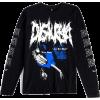 Disturbia Disappear Long Sleeve - Maglioni -