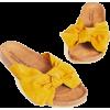 Do The Twist Sandal  - Flats -