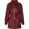 Dodo Bar Or Belted leather shirt - Jacket - coats -