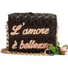 Dolce&Gabbana L'amore Cross Body Bag - Torbice -