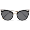 Dolce & Gabbana Cat Eye Sunglasses - サングラス -