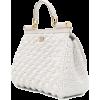 Dolce & Gabbana Crocheted Medium Sicily - Hand bag -