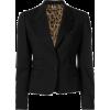 Dolce & Gabbana Cropped blazer - Marynarki -