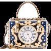 Dolce & Gabbana Enchanted Clock box bag - バッグ クラッチバッグ - $13,000.00  ~ ¥1,463,128