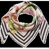 Dolce & Gabbana Floral-Print And Striped - Šalovi -
