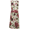 Dolce & Gabbana Floral Sleeveless Dress - Dresses - $1,944.58