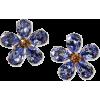Dolce & Gabbana - Flower earrings - Earrings -