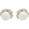 Dolce & Gabbana Gold-Tone, Faux-Pearl A - Earrings - $995.00