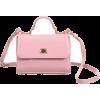Dolce & Gabbana Patent Pink - Bolsas pequenas -