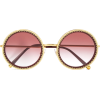 Dolce & Gabbana Pink Sunglasses - Sunglasses -