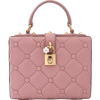 Dolce & Gabbana Quilted Box Bag - Hand bag -