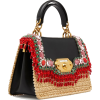Dolce & Gabbana Raffia Welcome Bag - Carteras -
