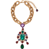 Dolce & Gabbana Rhinestone Necklace - Necklaces -